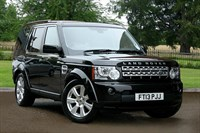 Used Land Rover Discovery 4 SW SDV6 255 HSE 5dr Auto
