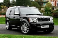Used Land Rover Discovery 4 SW SDV6 HSE Luxury 5dr Auto