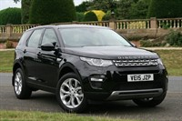 Used Land Rover Discovery Sport 2.2 SD4 HSE