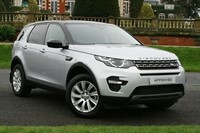 Used Land Rover Discovery Sport SW SD4 SE Tech 5dr
