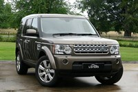 Used Land Rover Discovery 4 3.0 SDV6 Commercial