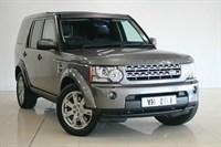 Used Land Rover Discovery Commercial Sd V6 (245) Auto