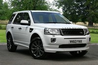 Used Land Rover Freelander 2 2 2.2 TD4 Dynamic