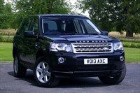 Used Land Rover Freelander 2 SW 2 TD4 GS 5dr