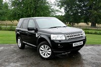 Used Land Rover Freelander 2 2 2.2 SD4 HSE