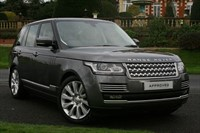 Used Land Rover Range Rover Estate SDV8 Autobiography 4dr Auto