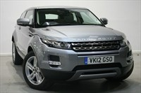 Used Land Rover Range Rover Evoque Coupe SD4 Pure 3dr