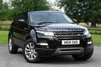 Used Land Rover Range Rover Evoque 2.2 eD4 Pure TECH