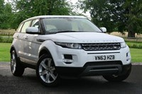 Used Land Rover Range Rover Evoque 2.2 SD4 Pure TECH