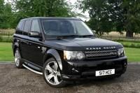 Used Land Rover Range Rover Sport 3.0 SDV6 HSE Black