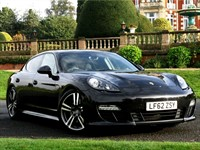Used Porsche Panamera Saloon V8 S 4dr PDK
