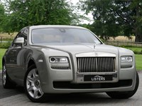 Used Rolls-Royce Ghost Saloon II 4dr Auto