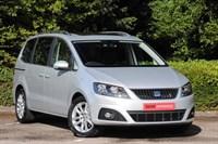 Used SEAT Alhambra Estate TDI CR SE Lux 5dr DSG