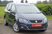 Used SEAT Alhambra Estate TDI CR SE Lux (177) 5dr DSG