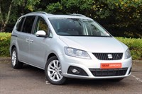 Used SEAT Alhambra Estate TDI CR SE Lux (177) 5dr