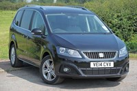 Used SEAT Alhambra Estate TDI CR SE 5dr DSG