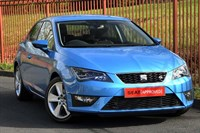Used SEAT Leon Sport TDI FR 3dr DSG (Technology Pack)