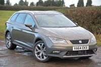 Used SEAT Leon X-Perience Estate TDI 184 SE Technology 5dr (Lux pack) DSG