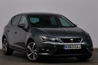 Used SEAT Leon TSI FR 5dr DSG (Technology Pack)
