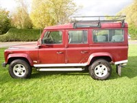 Used Land Rover Defender 110 TD5 COUNTY STATION WAGON