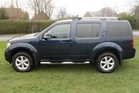 Used Nissan Pathfinder sport