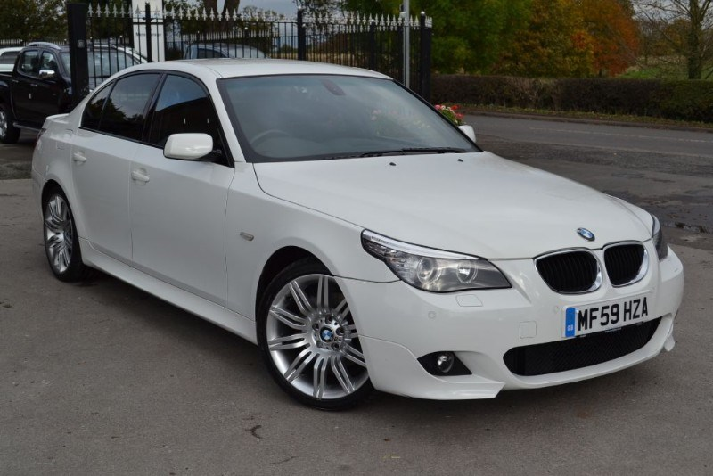 Used Bmw 5 Series 520d M Sport Business Edition
