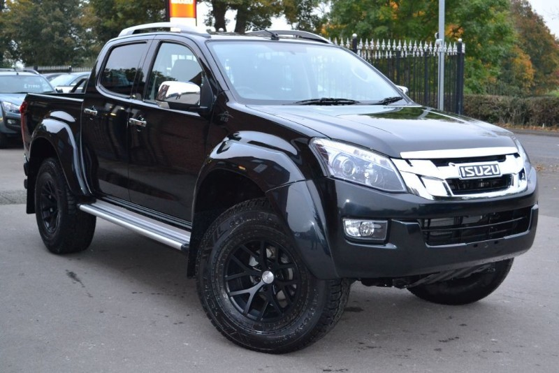 used isuzu d max arctic trucks at35 4x4 double cab macclesfield cheshire j w rigby car. Black Bedroom Furniture Sets. Home Design Ideas
