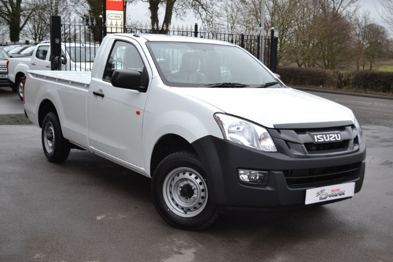 used isuzu d max single cab 4x2 pick up macclesfield cheshire j w rigby car commercial. Black Bedroom Furniture Sets. Home Design Ideas