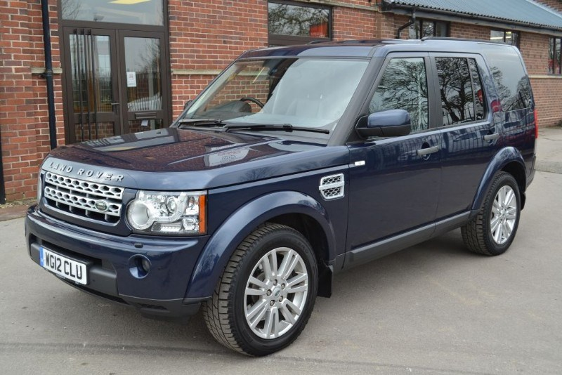 used land rover discovery 4 sdv6 xs 7 seater 8 speed. Black Bedroom Furniture Sets. Home Design Ideas