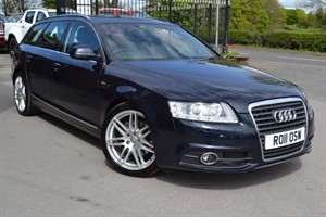 used Audi A6 Avant TDI S LINE SPECIAL EDITION in macclesfield-cheshire