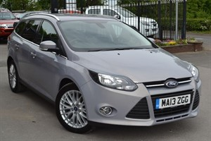 used Ford Focus ZETEC TDCI 115 ECONETIC in macclesfield-cheshire