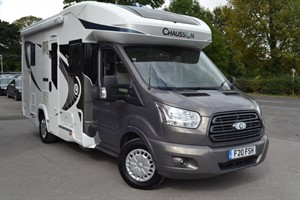 used Ford Transit CHAUSSON WELCOME 610 in macclesfield-cheshire