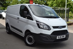 used Ford Transit Custom 290 LR P/V in macclesfield-cheshire