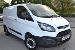 used Ford Transit Custom 290 LOW ROOF  in macclesfield-cheshire