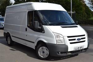 used Ford Transit T280 TREND 115 SEMI HIGH ROOF in macclesfield-cheshire