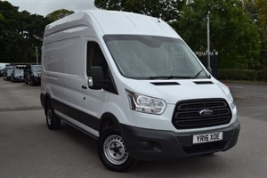 used Ford Transit 350 125 LWB HIGH ROOF  in macclesfield-cheshire