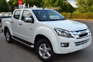 used Isuzu D-Max 2.5 Yukon Double Cab Pick Up in macclesfield-cheshire