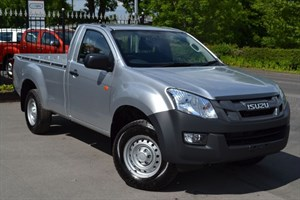 used Isuzu D-Max 2.5 Single Cab Pick Up in macclesfield-cheshire