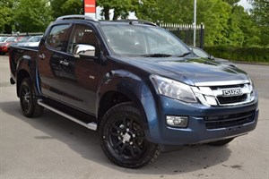 used Isuzu D-Max 2.5 Utah Automatic Double Cab in macclesfield-cheshire