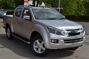 used Isuzu D-Max 2.5 Utah Manual Double Cab in macclesfield-cheshire