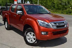 used Isuzu D-Max 2.5 Eiger Double Cab 4x4 Pick Up in macclesfield-cheshire