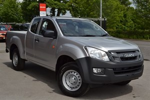 used Isuzu D-Max 2.5 Extended Cab 4x4 Pick Up in macclesfield-cheshire