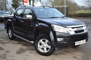 used Isuzu D-Max UTAH VISION 4x4 163 DOUBLE CAB  in macclesfield-cheshire