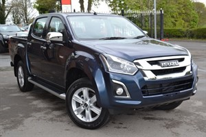 used Isuzu D-Max Yukon Double Cab New Generation   in macclesfield-cheshire
