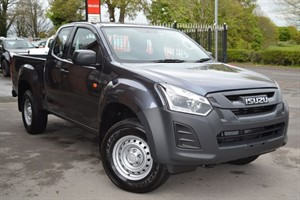 used Isuzu D-Max Extended Cab 164 New Generation in macclesfield-cheshire