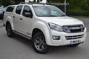 used Isuzu D-Max TD BLADE 4X4 163 DOUBLE CAB NO VAT in macclesfield-cheshire