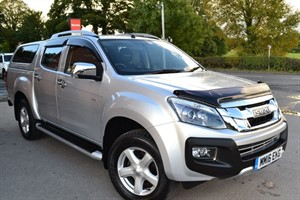 used Isuzu D-Max TD UTAH VISION 4x4 163 DOUBLE CAB  in macclesfield-cheshire