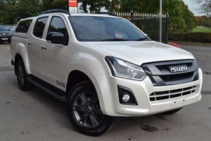 used Isuzu D-Max Blade 164 Double Cab New Generation in macclesfield-cheshire