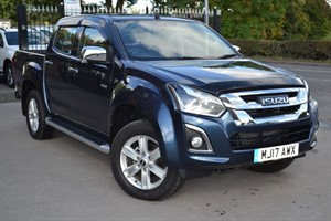 used Isuzu D-Max YUKON 164 DOUBLE CAB in macclesfield-cheshire