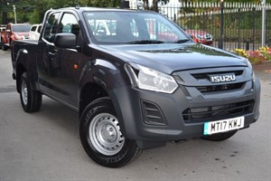 used Isuzu D-Max Extended Cab 164 New Generation 4X4 in macclesfield-cheshire